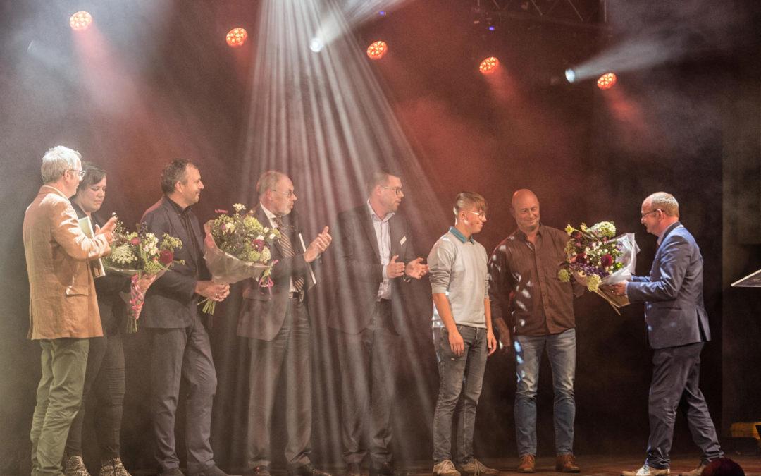 Harkboot gewinnt den Unternehmerpreis der Gemeinde Noordenveld